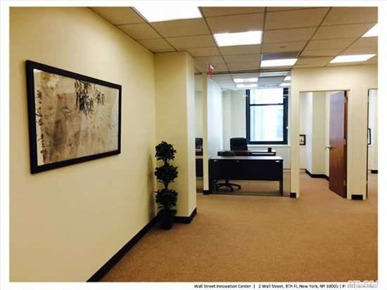 2 Wall Street, Financial District Office Space - Manhattan