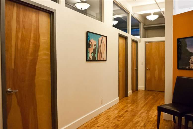 This is a photo of the office space available to rent on 143 West 29th Street, Chelsea