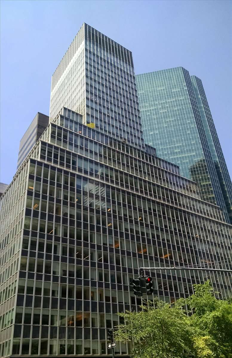 350 Park Avenue, Plaza District, Midtown Office Space - Manhattan