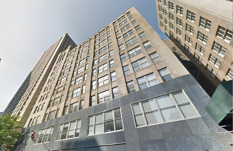 33 West 60th Street available for companies in Central Park/Columbus Circle