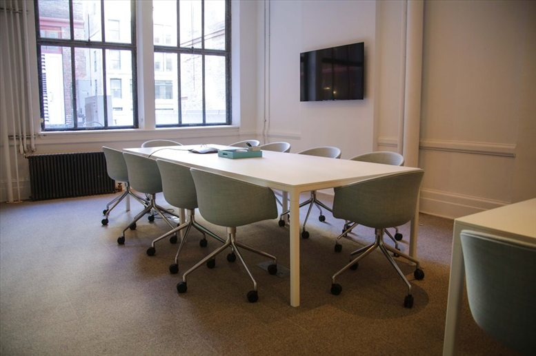 43 West 23rd Street, Flatiron District Office for Rent in Manhattan