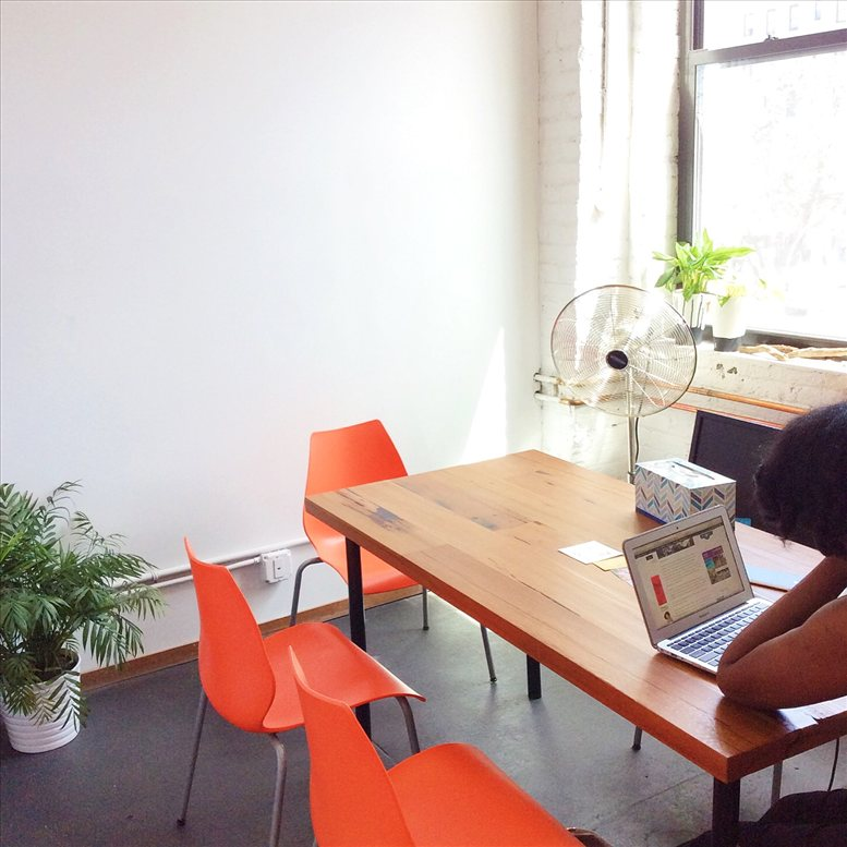 This is a photo of the office space available to rent on 1120 Washington Avenue, Prospect Lefferts Gardens