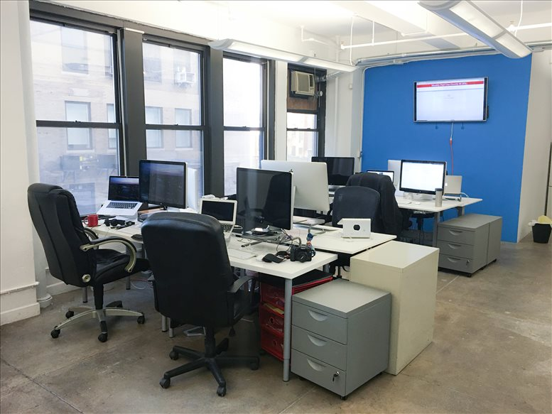Picture of 242 West 30th Street, Penn Station Office Space available in Manhattan