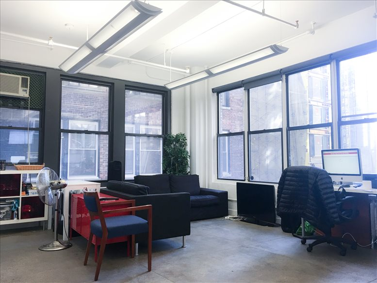 Photo of Office Space on 242 West 30th Street, Penn Station Manhattan
