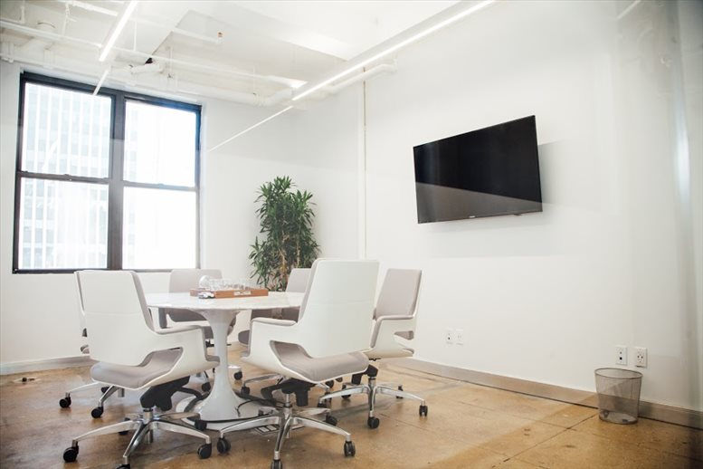 This is a photo of the office space available to rent on 1412 Broadway, Times Square/Theater District