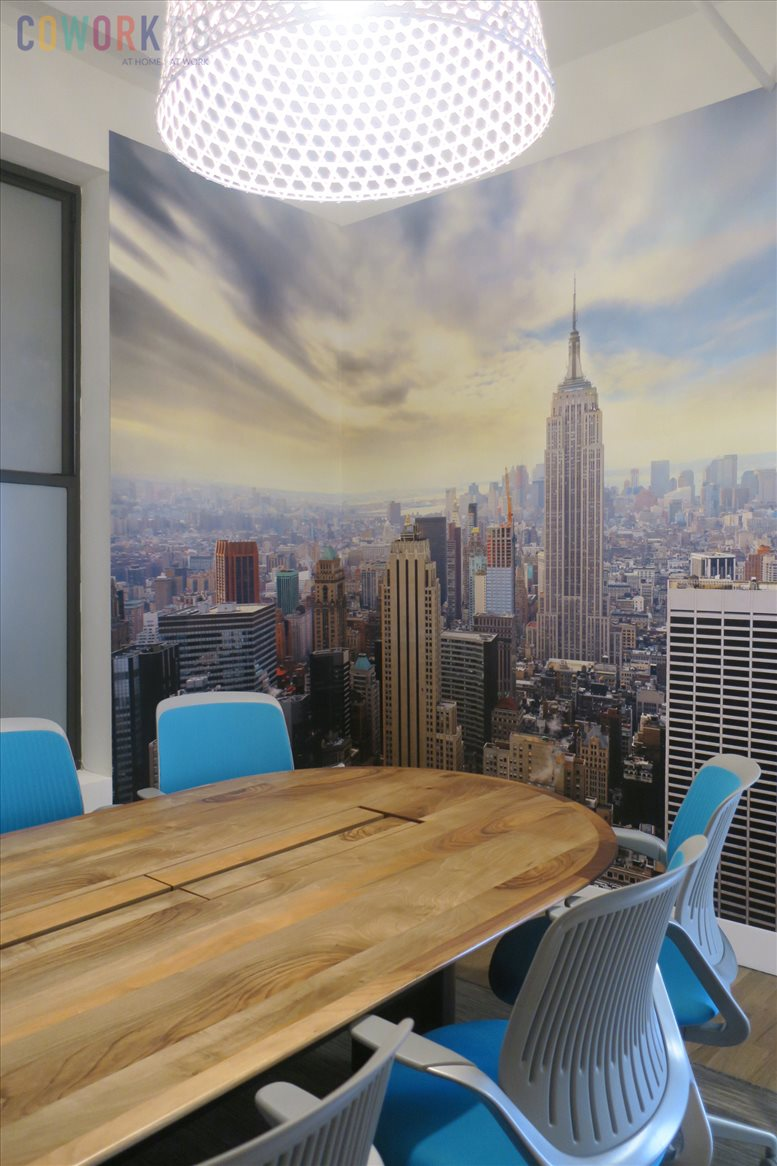 Photo of Office Space on 115 East 23rd Street, Flatiron District Manhattan