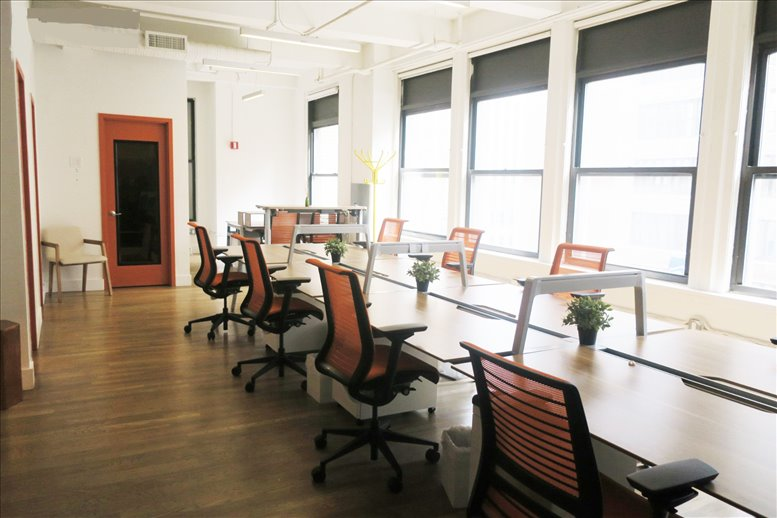 Photo of Office Space available to rent on 115 East 23rd Street, Flatiron District, Manhattan