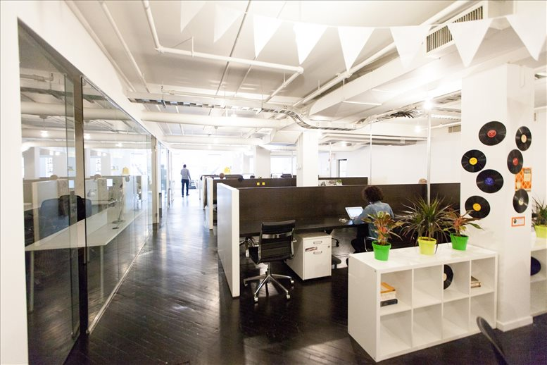 Photo of Office Space on 116 West Houston Street, Greenwich Village Manhattan
