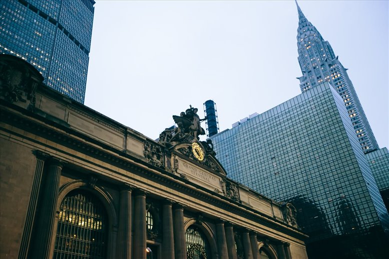 450 Lexington Avenue available for companies in Grand Central