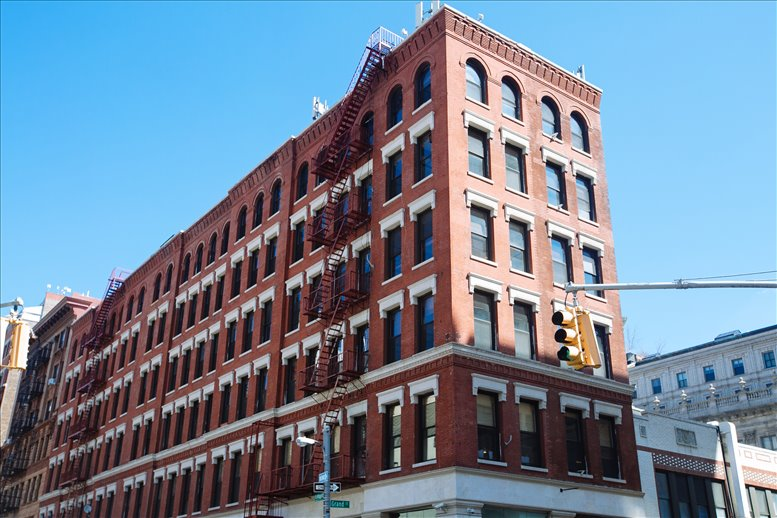 154 Grand Street, SoHo Office Space - Manhattan