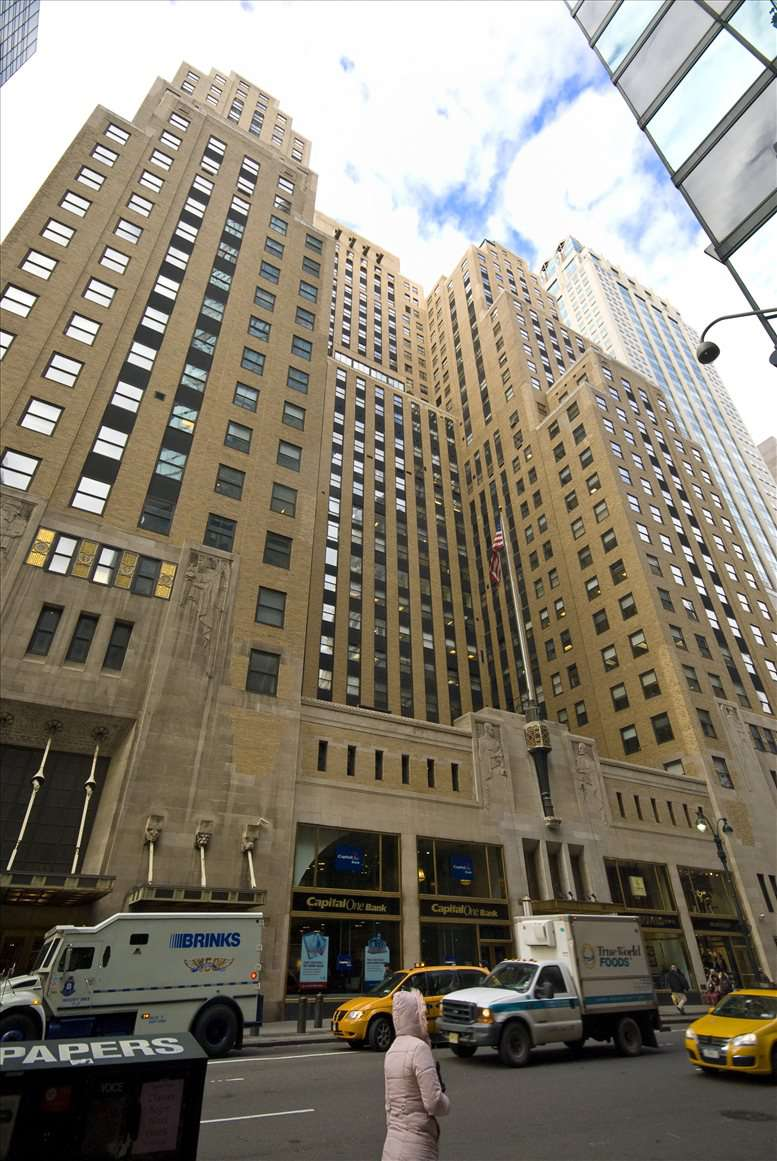GrayBar Building, 420 Lexington Ave, Grand Central Office Space - Manhattan