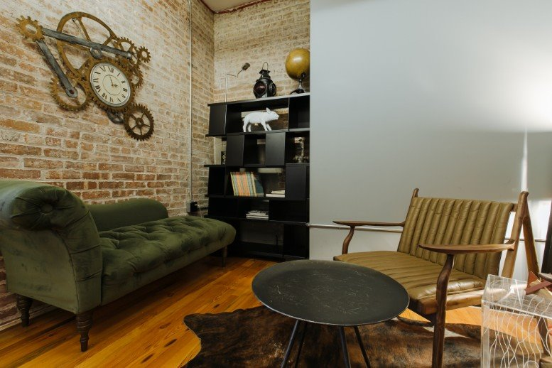 This is a photo of the office space available to rent on 1 Little W 12th St, Meatpacking District, West Village