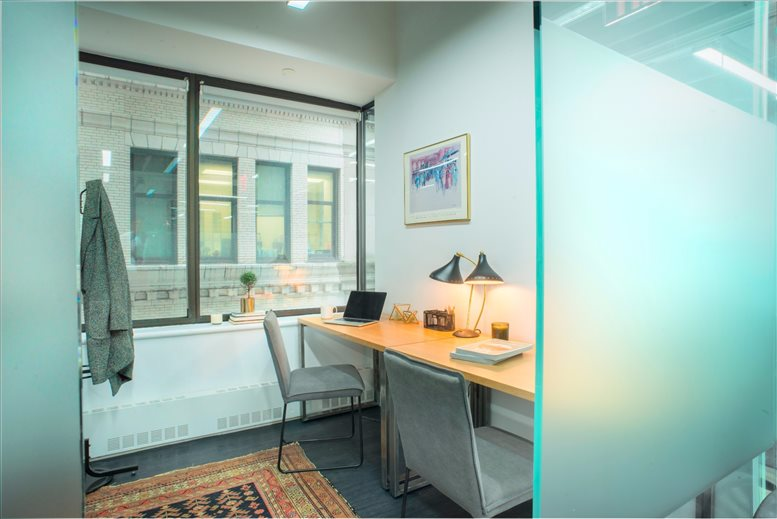 Photo of Office Space on One Exchange Plaza, 55 Broadway, Financial District Manhattan