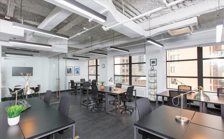 This is a photo of the office space available to rent on 60 Broad Street, Financial District