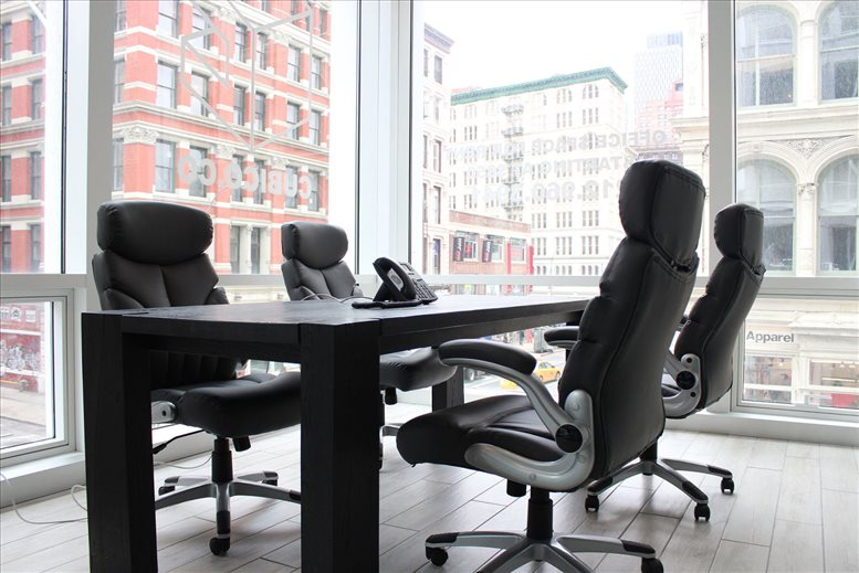 Photo of Office Space on 433 Broadway, SoHo Manhattan