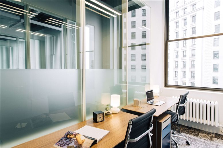This is a photo of the office space available to rent on Standard Oil Building, 26 Broadway, Financial District