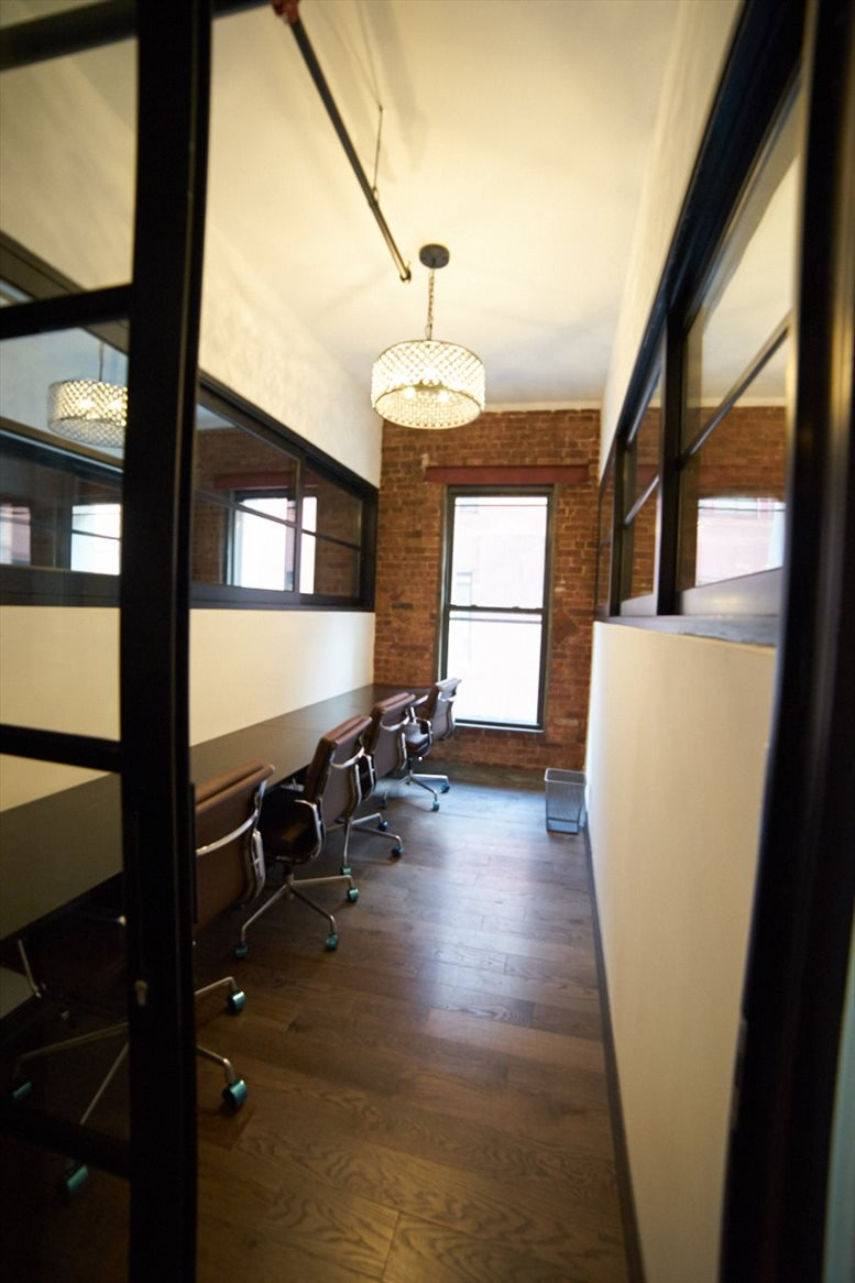 This is a photo of the office space available to rent on 1204 Broadway, NoMad