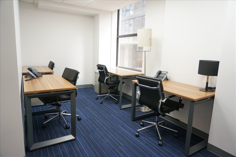 Photo of Office Space on 211 East 43rd Street, Grand Central Manhattan