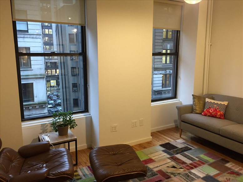 25 West 26th Street, Flatiron District Office for Rent in Manhattan