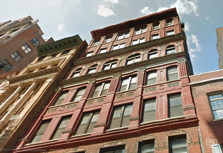 Photo of Office Space available to rent on 25 West 26th Street, Flatiron District, Manhattan