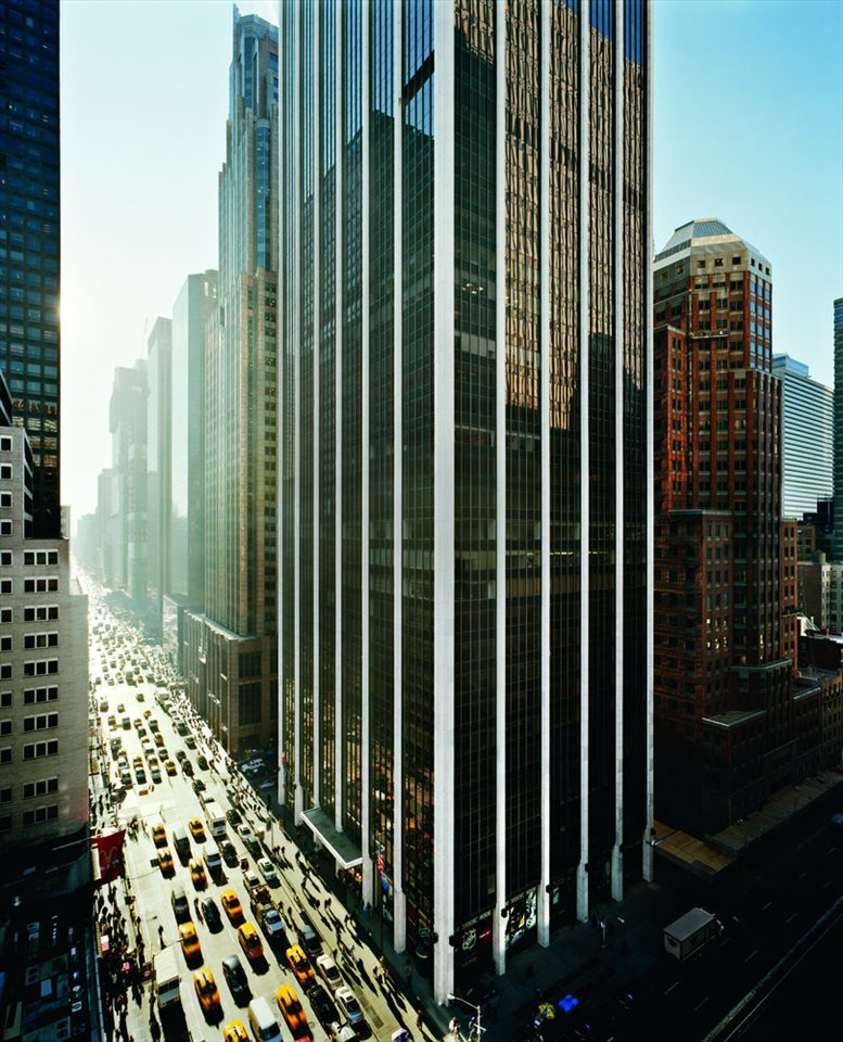 1185 Avenue of The Americas, Times Square/Theater District Office Space - Manhattan