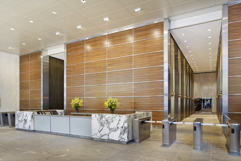Office for Rent on 1185 Avenue of The Americas, Times Square/Theater District Manhattan