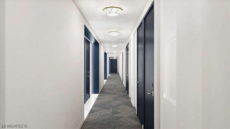 Photo of Office Space available to rent on 1185 Avenue of The Americas, Times Square/Theater District, Manhattan