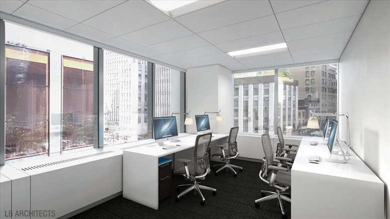 Photo of Office Space on 1185 Avenue of The Americas, Times Square/Theater District Manhattan