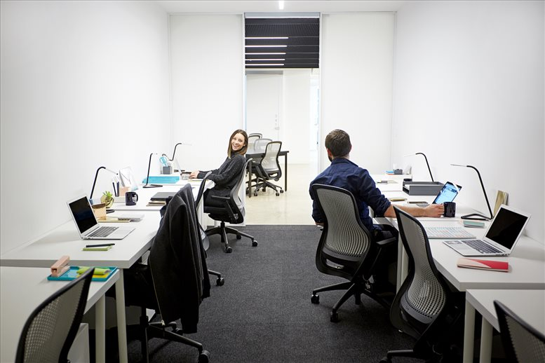 Photo of Office Space available to rent on 510 Fifth Avenue, Bryant Park, Midtown, Manhattan