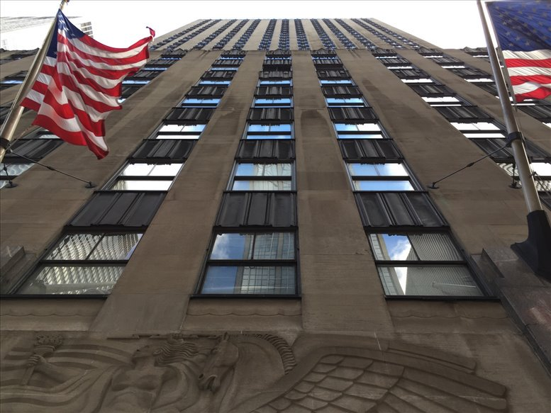 Office for Rent on 1270 Avenue of The Americas, Rockefeller Center, Midtown Manhattan