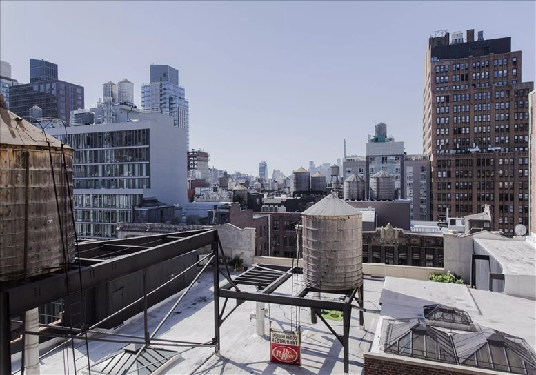 Industrial Building, 150 West 28th Street, Chelsea Office Space - Manhattan