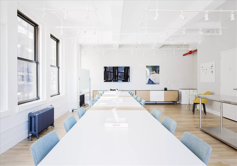 Photo of Office Space on Industrial Building, 150 West 28th Street, Chelsea Manhattan