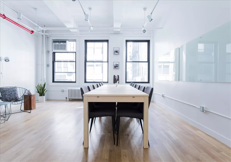 Photo of Office Space available to rent on Industrial Building, 150 West 28th Street, Chelsea, Manhattan