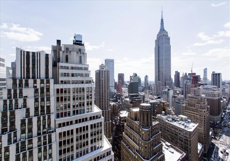 1407 Broadway, Times Square/Theater District Office Space - Manhattan