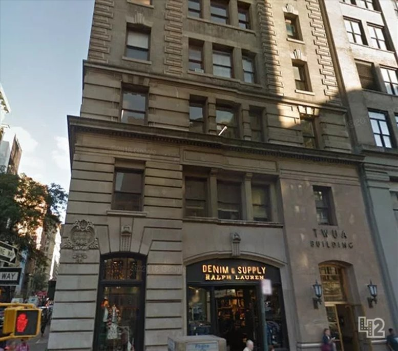 Textile Workers Union Building available for companies in Union Square