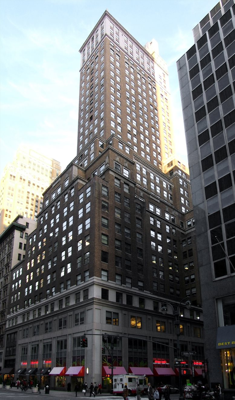 Photo of Office Space on 535 Fifth Avenue, Bryant Park, Grand Central Manhattan