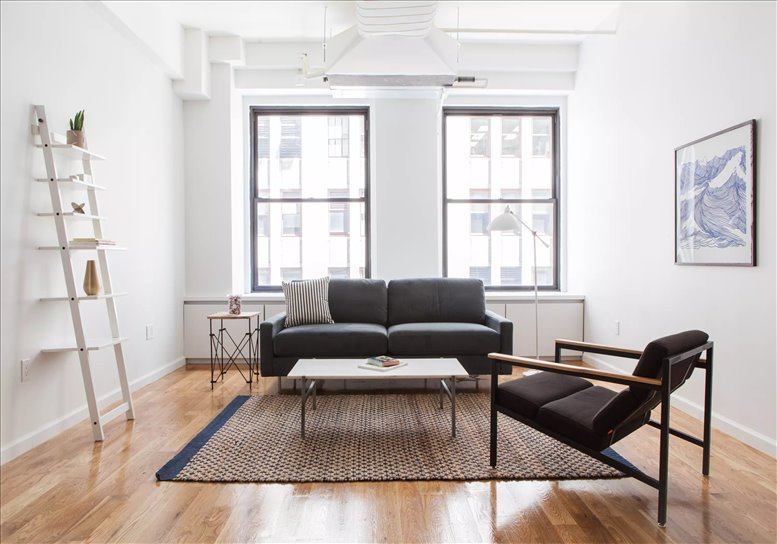 Photo of Office Space on 1384 Broadway, Garment District, Midtown Manhattan