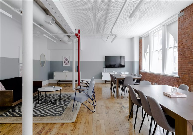 122 Hudson Street, Tribeca Office Space - Manhattan