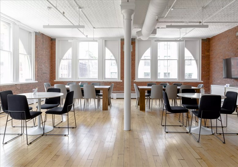 Photo of Office Space on 122 Hudson Street, Tribeca Manhattan