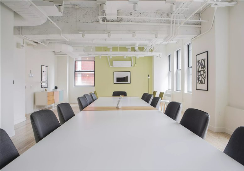 Photo of Office Space on 211 E 43rd St Manhattan