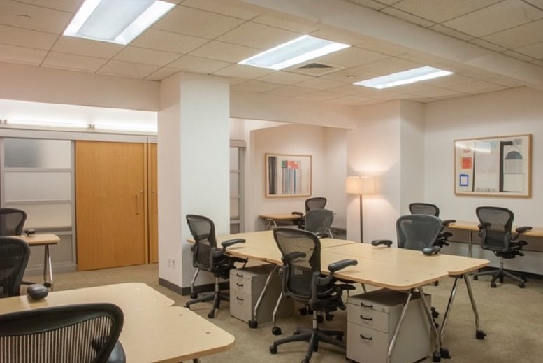 Office for Rent on 48 Wall Street Manhattan