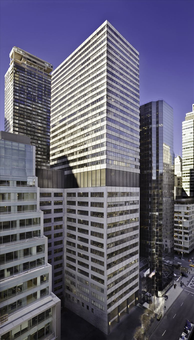 110 East 59th Street, Plaza District, Upper East Side Office Space - Manhattan