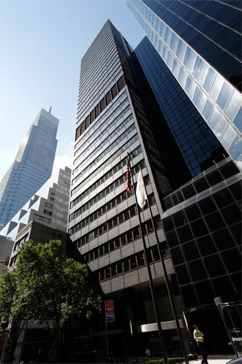 Photo of Office Space on 110 East 59th Street, Plaza District, Upper East Side Manhattan