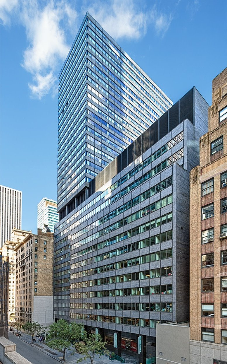 110 East 59th Street, Plaza District, Upper East Side Office for Rent in Manhattan