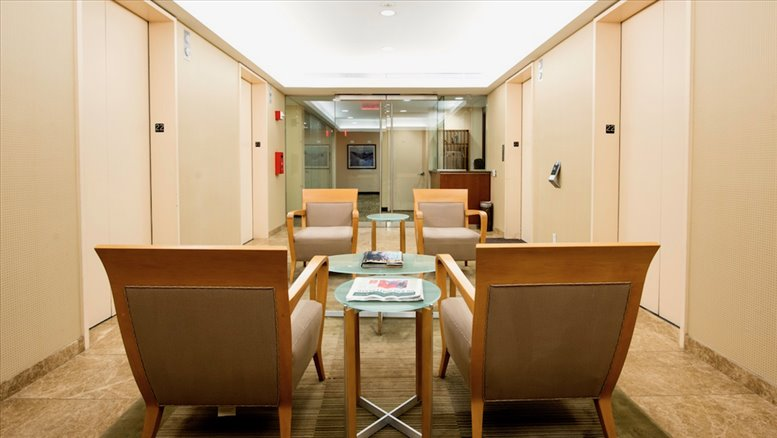 Office for Rent on 110 East 59th Street, Plaza District, Upper East Side Manhattan