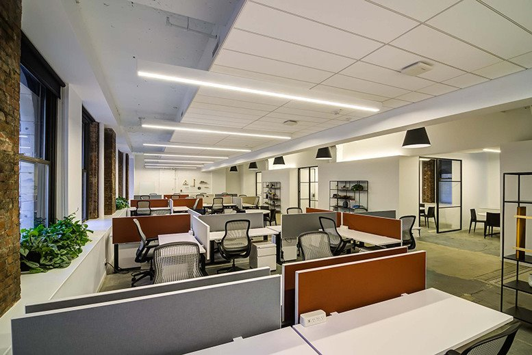 Photo of Office Space on 101 Greenwich St Manhattan