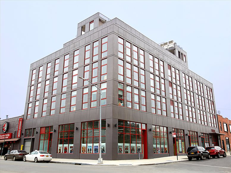 100 Bogart St available for companies in Brooklyn