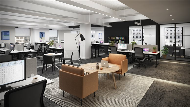 Picture of 530 Fifth Ave Office Space available in Manhattan