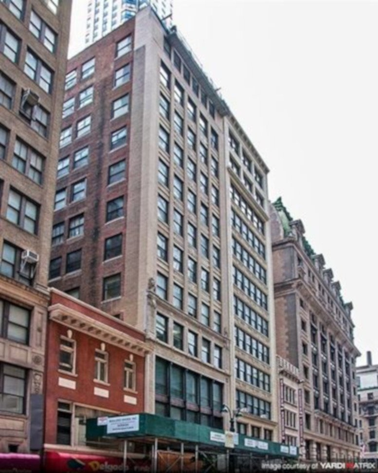 Office for Rent on 10 East 39th Street, Murray Hill, Midtown Manhattan