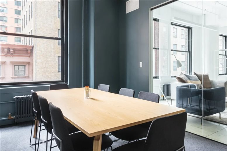 Photo of Office Space on 184 Fifth Avenue, Flatiron District Manhattan
